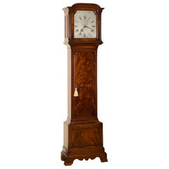 Small Georgian Longcase Domestic Regulator by John Byard, London