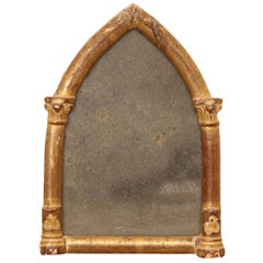 Small Giltwood Mirror