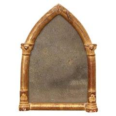 Small Giltwood Mirror