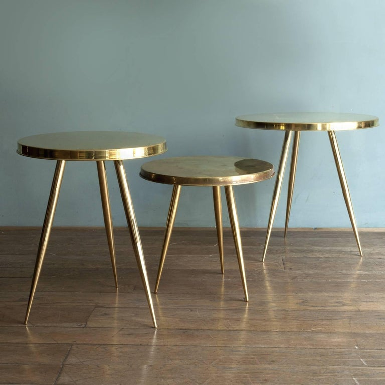Small Gold Ishtar Coffee Table For Sale At 1stdibs