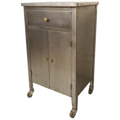 Small Industrial Metal Cabinet