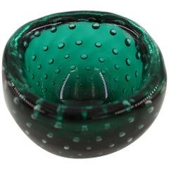 Small Italian Murano Glass Bowl by Carlo Scarpa for Venini, 1950s