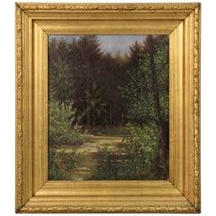 Small Late 19th Century Landscape