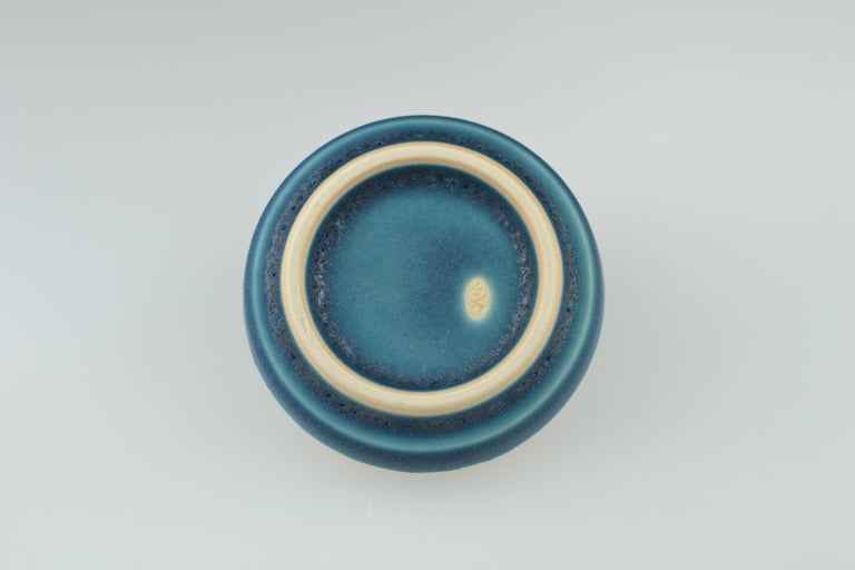Small Lidded Box for Incence by Taniguchi Ryozo, 1926-1996 In Excellent Condition For Sale In Berlin, Berlin