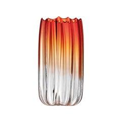 Small Mare Fonda Lucido in Glass by Davide Bruno