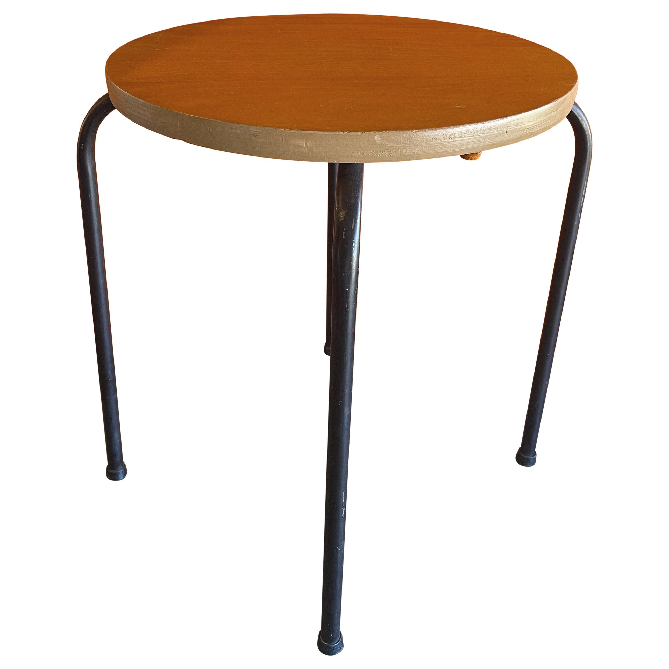 Small Mid-Century Side Table