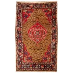 Persischer Bidjar Teppich, Jahrhundertmitte