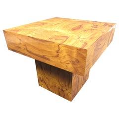 Small Midcentury Walnut Coffee Table