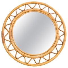 Small Mirror Attributed to Josef Frank for Svensk Tenn