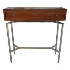 Small Mitchell Gold/ Bob Williams Console Table