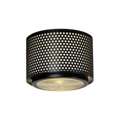 Small Model G13 Flush Mount Wall/Ceiling Light by Pierre Guariche