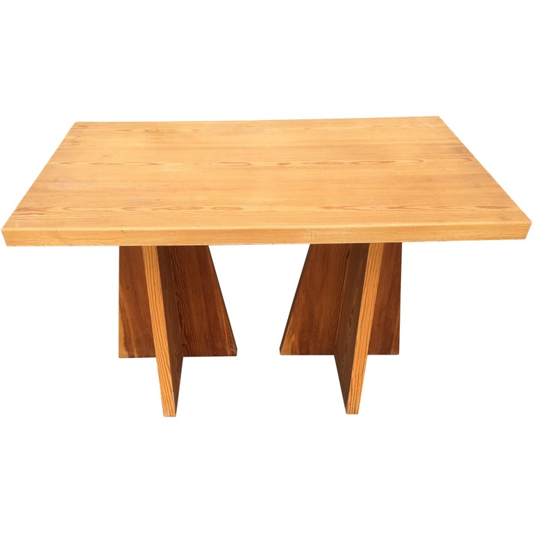 Superb Small Modern Swedish Rectangular Pine Cocktail Table Unemploymentrelief Wooden Chair Designs For Living Room Unemploymentrelieforg