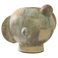 Small Orb Vase #2 by Robbie Heidinger