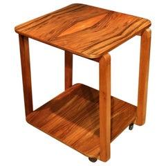 Small Original Art Deco Table