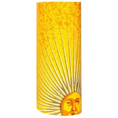 Small Perspex Table Lamp Sole by Barnaba Fornasetti 1995