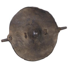 Small Primitive Ethiopian Leather Shield