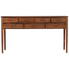 Small Rosewood Sideboard by Ole Wanscher
