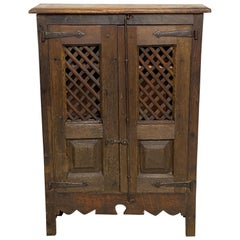 Spanish Colonial Case Pieces and Storage Cabinets