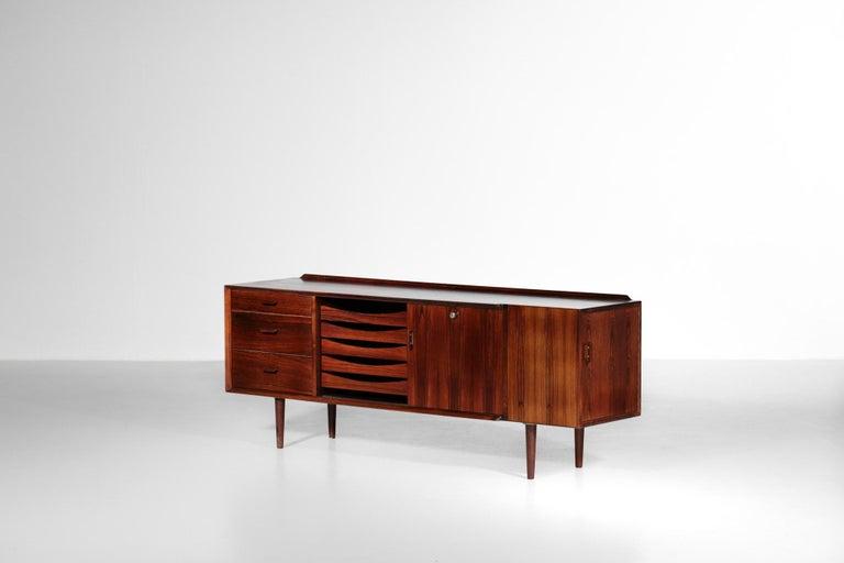 Small Sideboard by Arne Vodder for Sibast, Danish Design For Sale 5