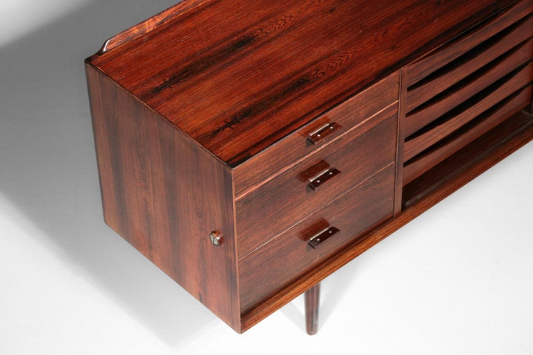 Small Sideboard by Arne Vodder for Sibast, Danish Design For Sale 6
