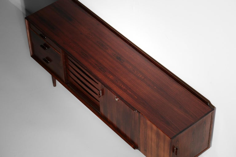Small Sideboard by Arne Vodder for Sibast, Danish Design For Sale 8