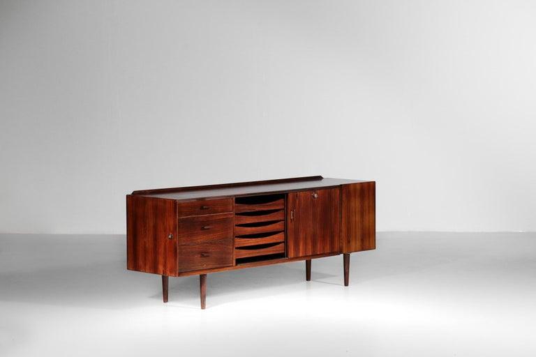 Small Sideboard by Arne Vodder for Sibast, Danish Design For Sale 3