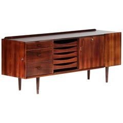 Small Sideboard by Arne Vodder for Sibast, Danish Design