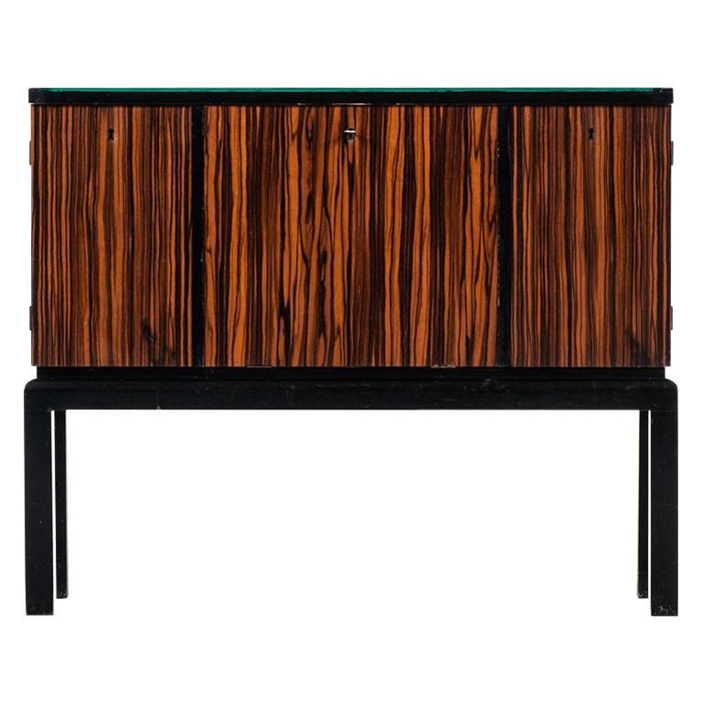 Small Sideboard or Bar Cabinet Produced in Sweden