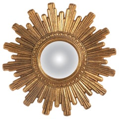 Small Size Sunburst Mirror
