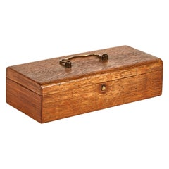 Small Storage Box for Glasses from Late 19th Century England