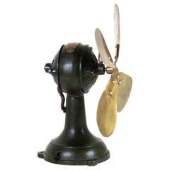 Small Table Fan, circa 1900
