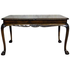 Small Table in the Chippendale Type, Circa the Early 20th Century