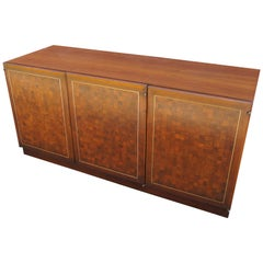 Small Three-Door Credenza by the Widdicomb Furniture Company