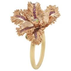 Small Tulip Ring