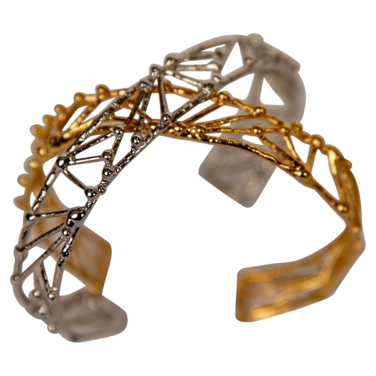 Small Twig Bracelet by Franck Evennou, France, 2018 For Sale
