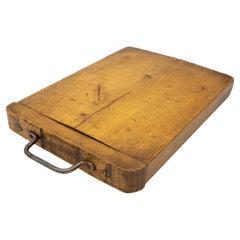 Small Vintage Bread Board