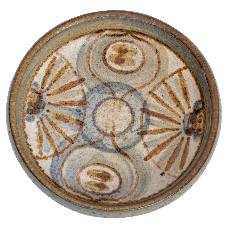 Small Vintage Danish Ceramic Bowl by Noomi Backhausen for Soholm Stentoj, 1971