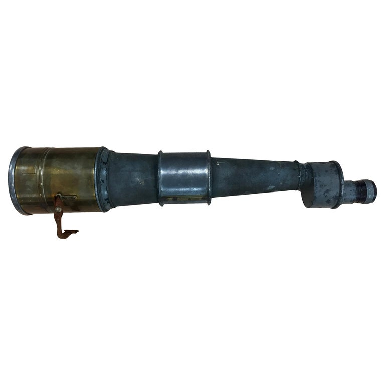 Early 20th Century Telescope For Sale