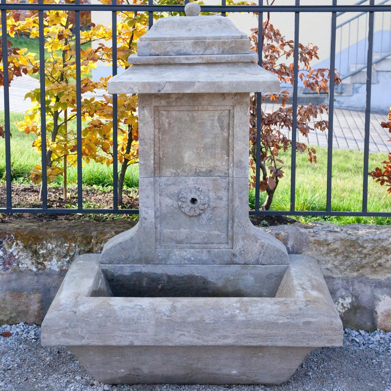 Small Wall Fountain, 21st Century In Good Condition For Sale In Greding, DE