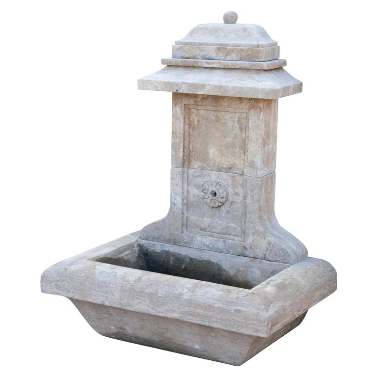Small Wall Fountain, 21st Century For Sale