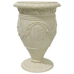 Small Wedgwood Creamware Vase, England