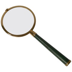 Smart Antique Magnifying Glass by P H Vogel & Co., circa 1920