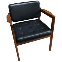 Smart Niels Eilersen Danish Modern Mid-Century Modern Armchair