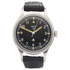 Smiths Military Stainless Steel W10
