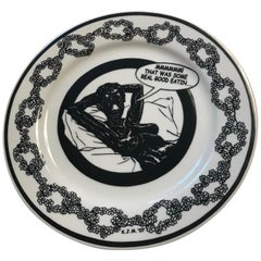 SMMoA 20th Anniversary Plate by Kerry James Marshall
