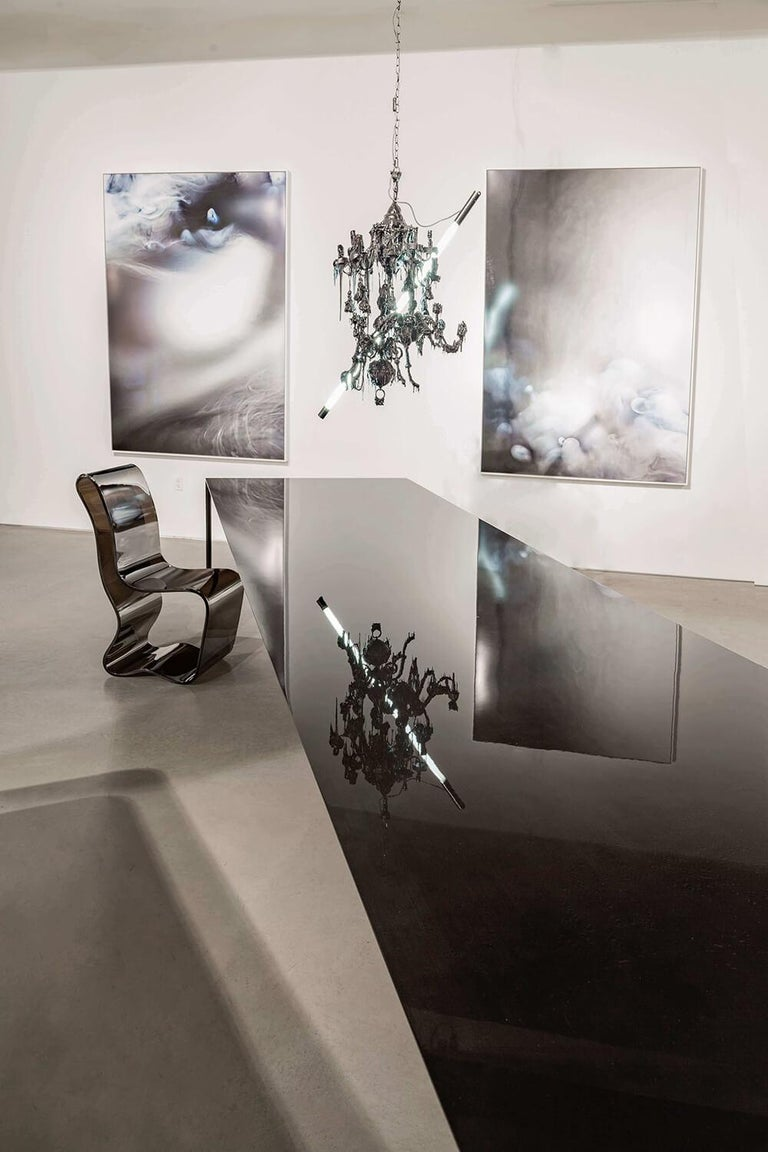 Smoke and Mirrors 6 by Daniele Albright, 2014 In New Condition For Sale In Los Angeles, CA