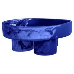 Smoke Blue Candela