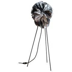 Smoke Sculptural Floor Lamp by Camille Deram