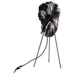 Smoke Sculptural Table Lamp by Camille Deram