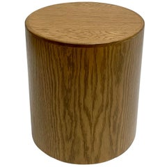 Smoked Oak Prospect Side Table by Lawson-Fenning, in Stock